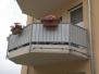 Balkongeländer & vorgestellte Balkone